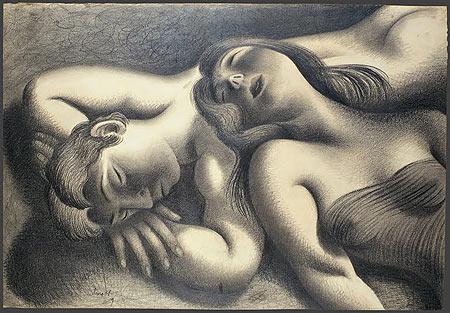 Almada Negreiros- A Sesta (1939)