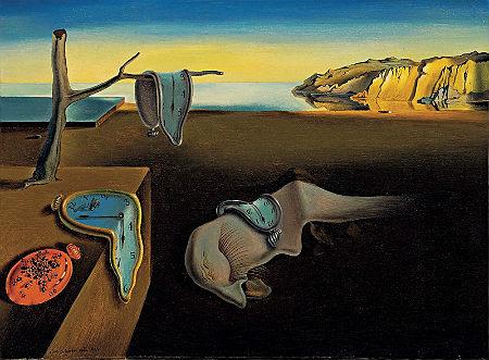 Relojes de Salvador Dalí i Domènech (Figueras, 11 de mayo de 1904 – ibídem, 23 de enero de 1989)