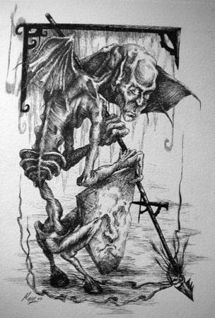 Demonio. Ray Raspall (Cuba)