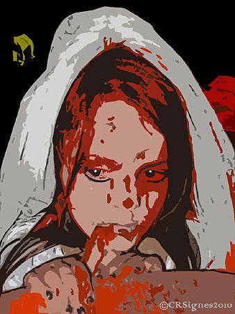 La novia sangrienta. ©CRSignes2010