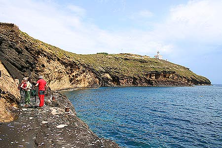 Fotógrafos en las Islas Columbretes 9 ©CRSignes