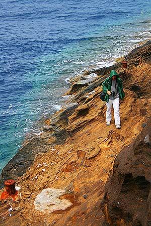 Fotógrafos en las Islas Columbretes 10 ©CRSignes2008