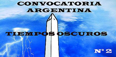 Fragmento portada Tiempos Oscuros nº2: MCCarper (Argentina)