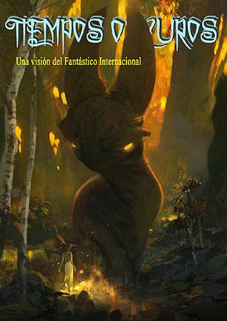 Portada del nº1 de Tiempos Oscuros: Autumn Impressions II/ Tuomas Korpi (Finlandia)